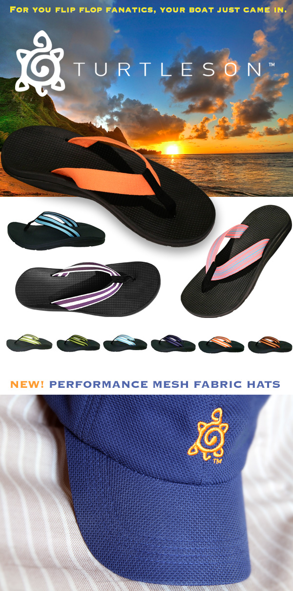 Flip Flop Fanatics, Your Boat Just Came In