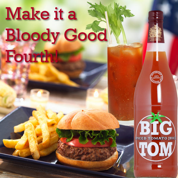 Make it a Bloody Good Fourth!