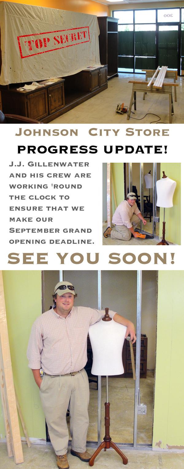 New Store Update