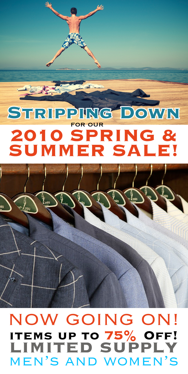 2011 Summer Sale