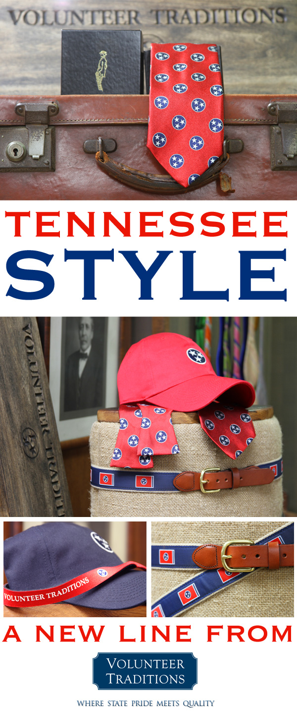 Tennessee Style: A new line from Volunteer Traditions
