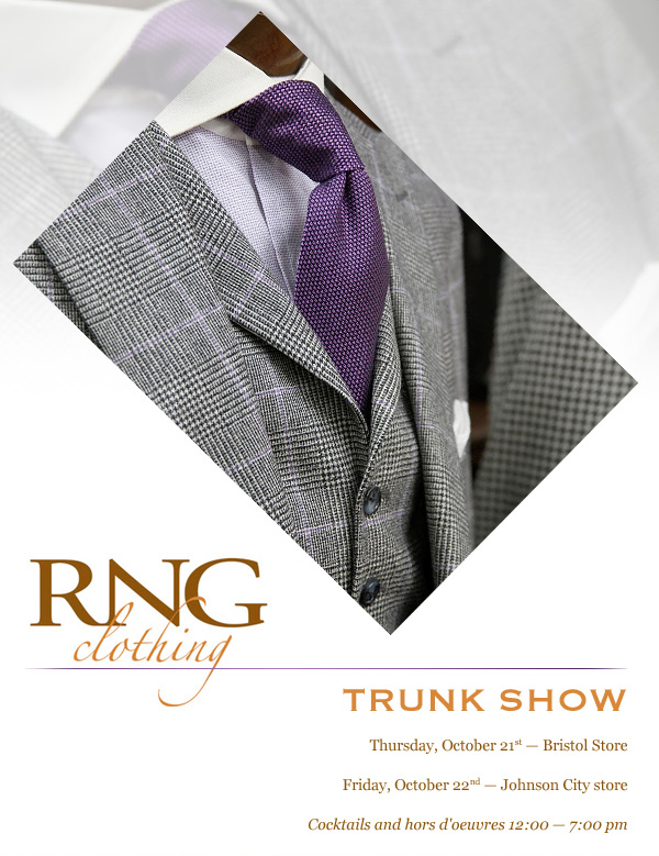 RNG Clothing Trunk Show