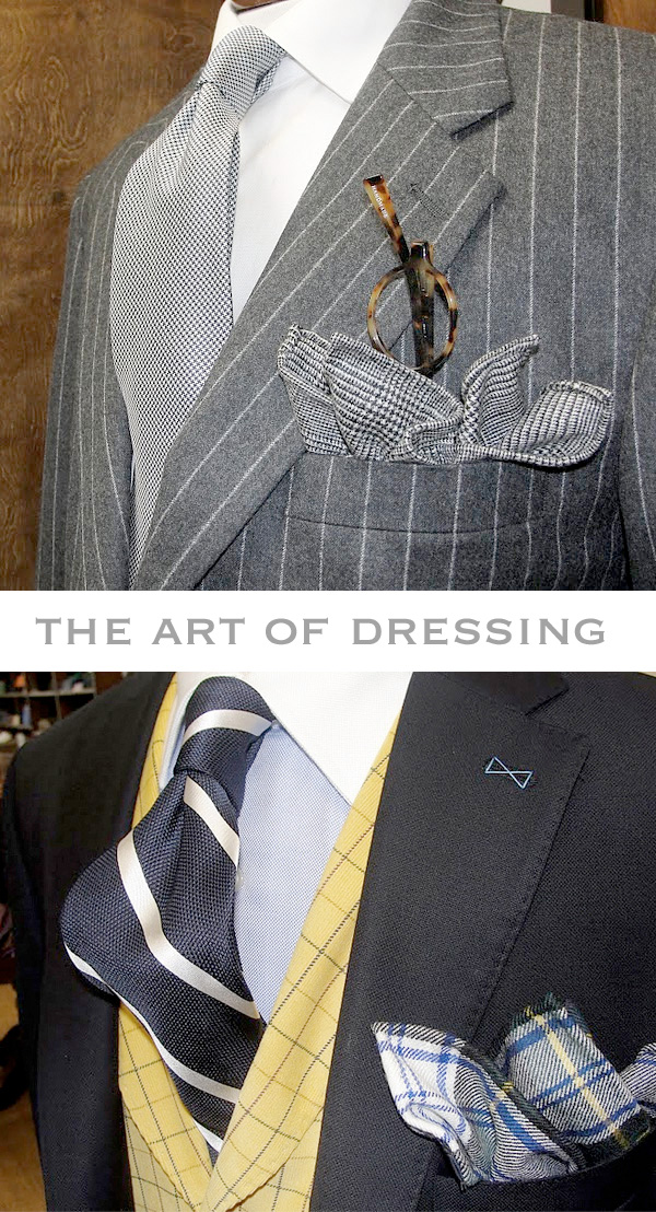 The Art of Dressing