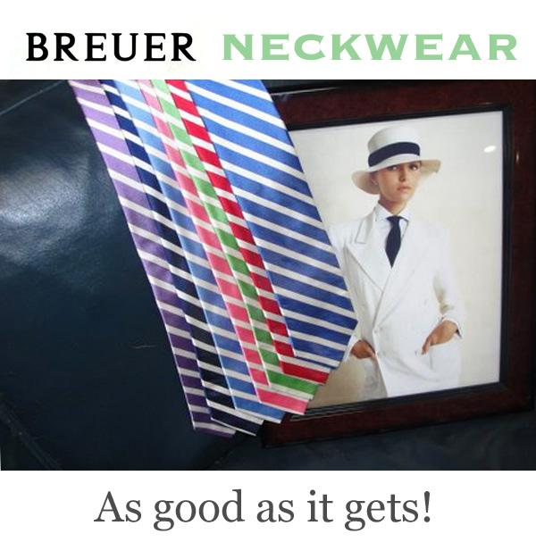 Breuer Neckwear