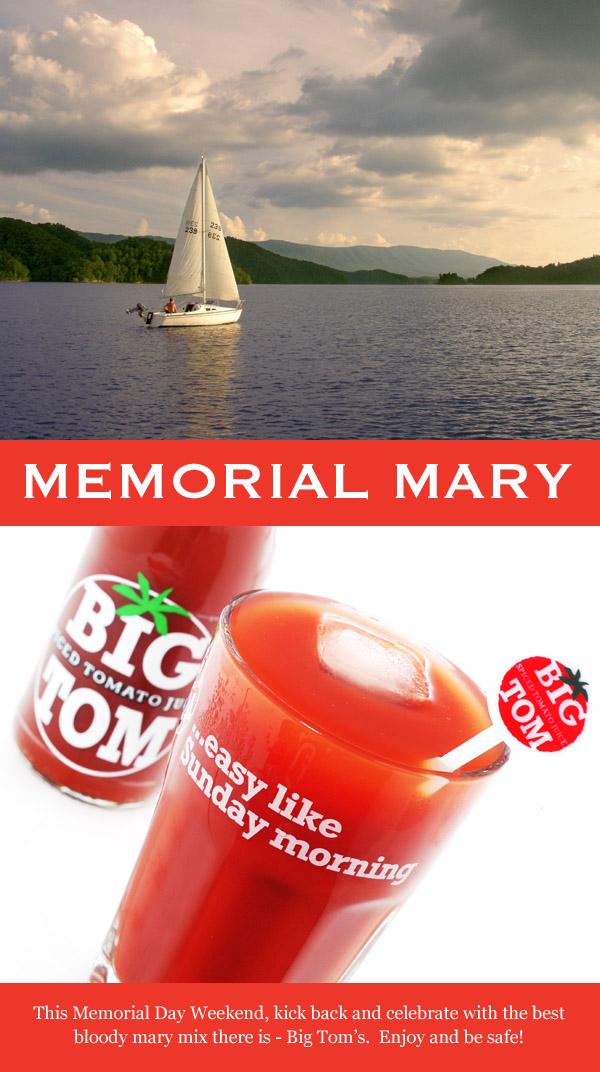 Memorial Mary