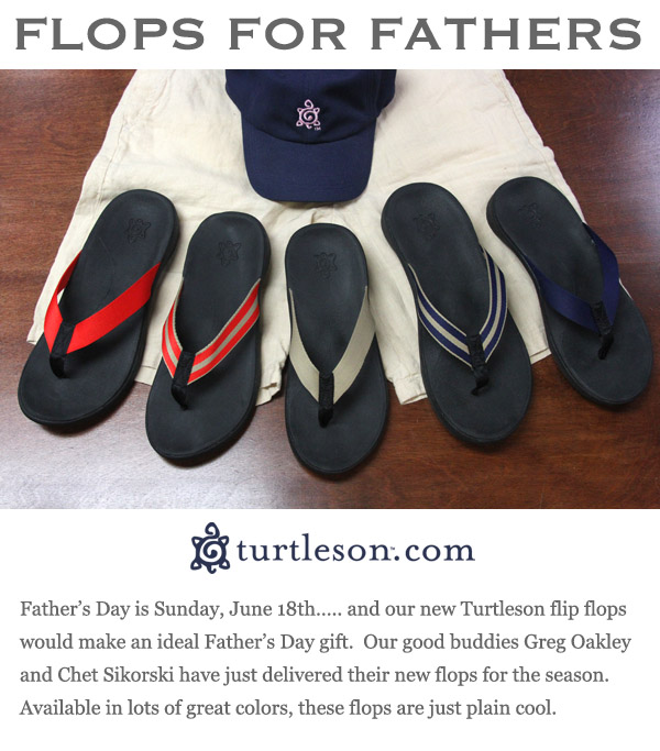 Flops for Fathers