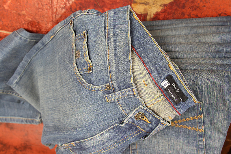 Turtleson jeans